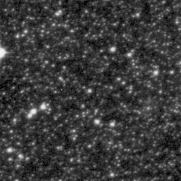 Hα image from SuperCosmos (FITS)