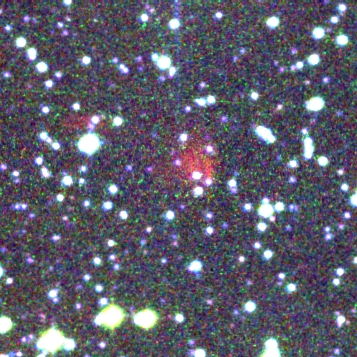 Color image of PN G219.1-03.9