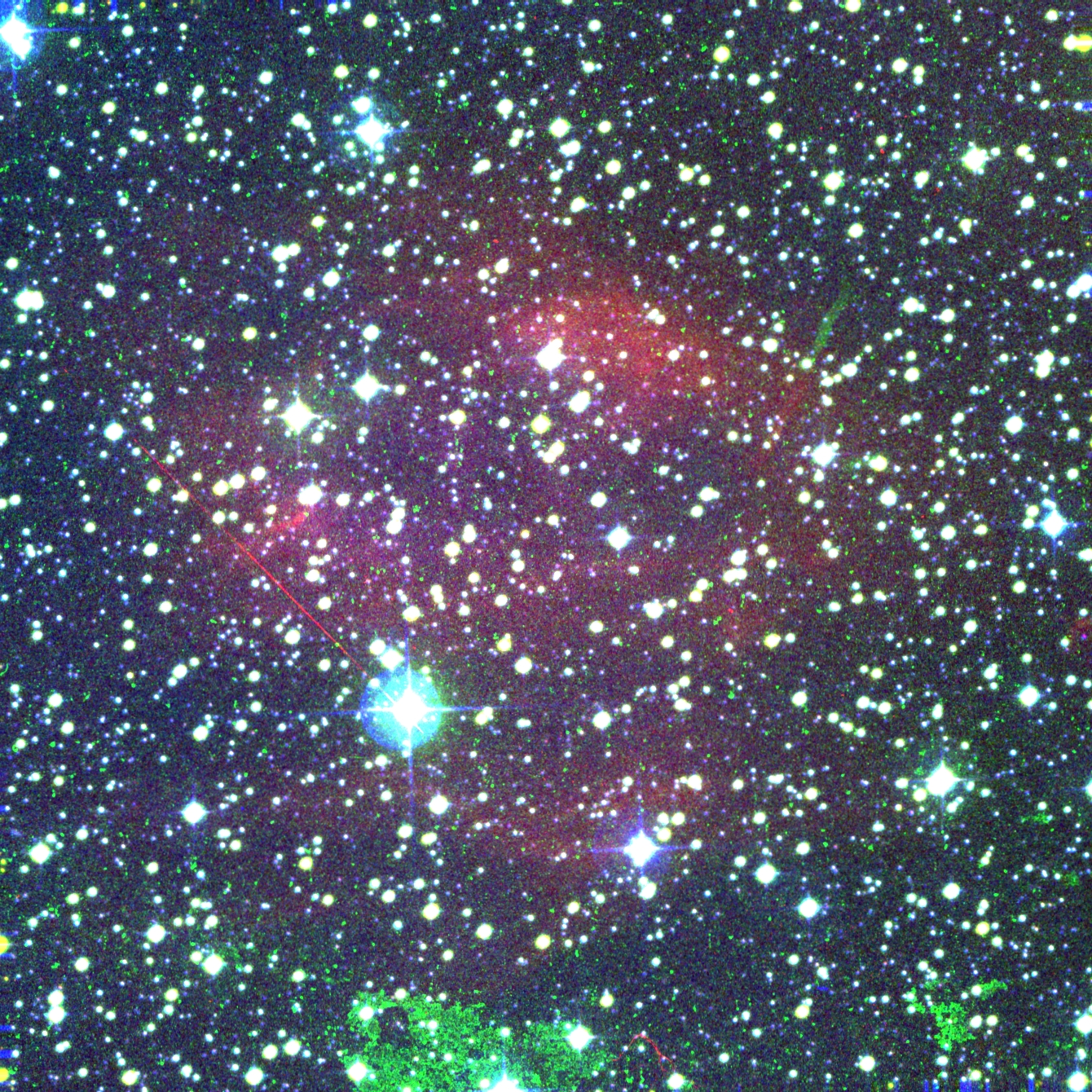 Color image of PN G237.9-07.2