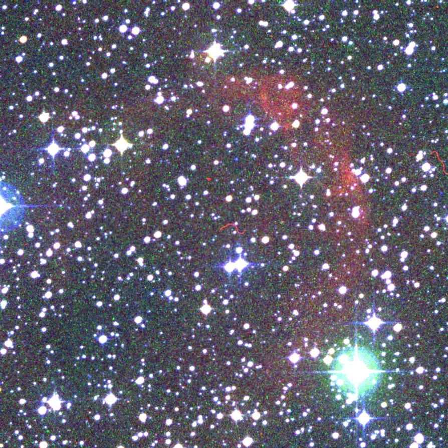 Color image of PN G236.5+02.0