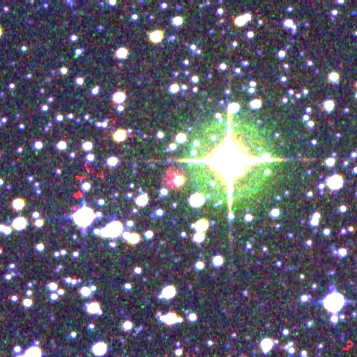 Color image of PN G249.0-01.1