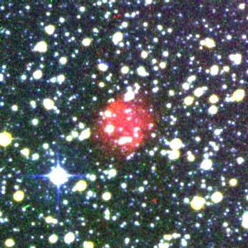 Color image of PN G276.1-03.3