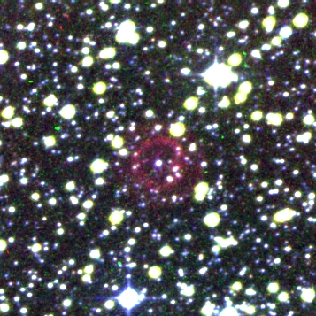 Color image of PN G284.2-05.3