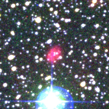 Color image of PN G279.6+02.2