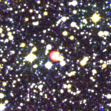 Color image of PN G296.5+02.7