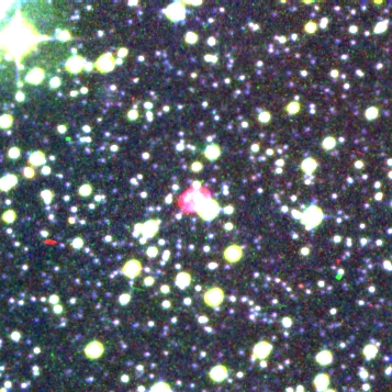 Color image of PN G296.8+04.5