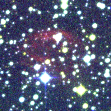 Color image of PN G314.9+00.5