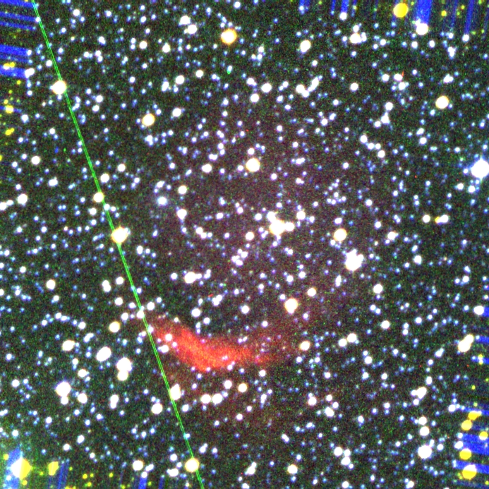 Color image of PN G315.4-08.4