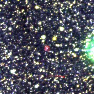 Color image of PN G000.6+03.1