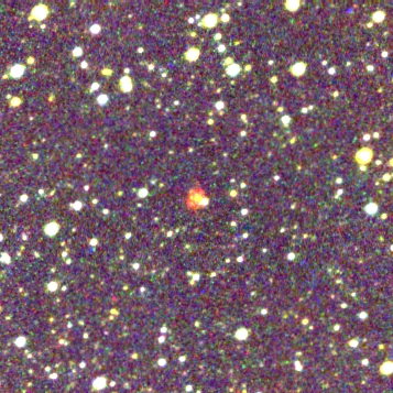 Color image of PN G023.4+00.7