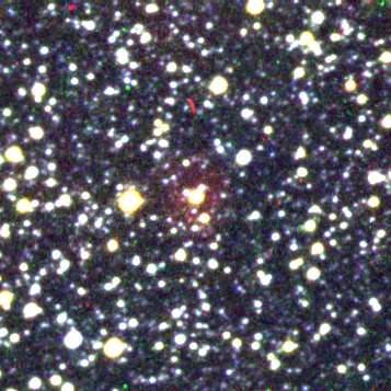 Color image of PN G019.5-04.9