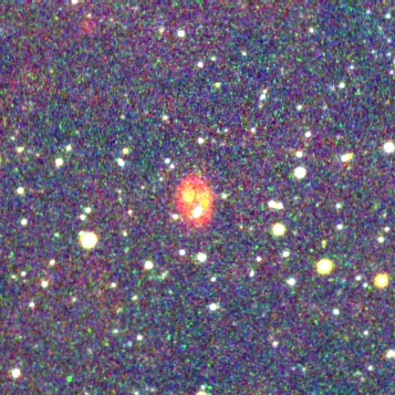 Color image of PN G030.5-00.2